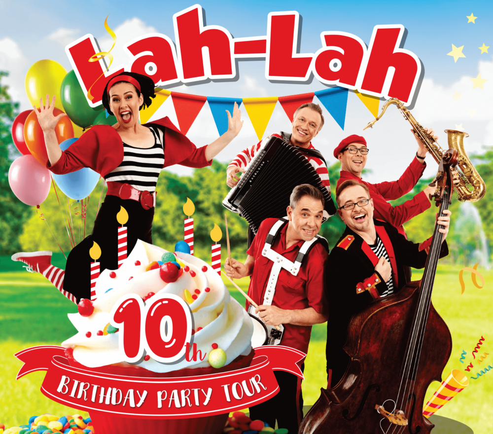 Lah Lah's Big Live Band