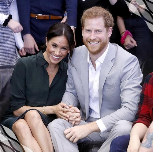 Prince Harry and Meghan Markle have announced they are expecting a baby