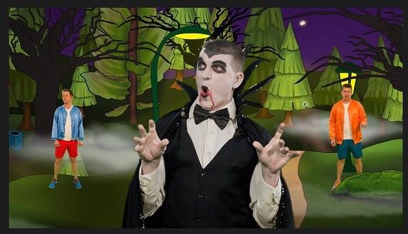 Halloween Songs for Kids - Halloween Night by The Mik Maks
