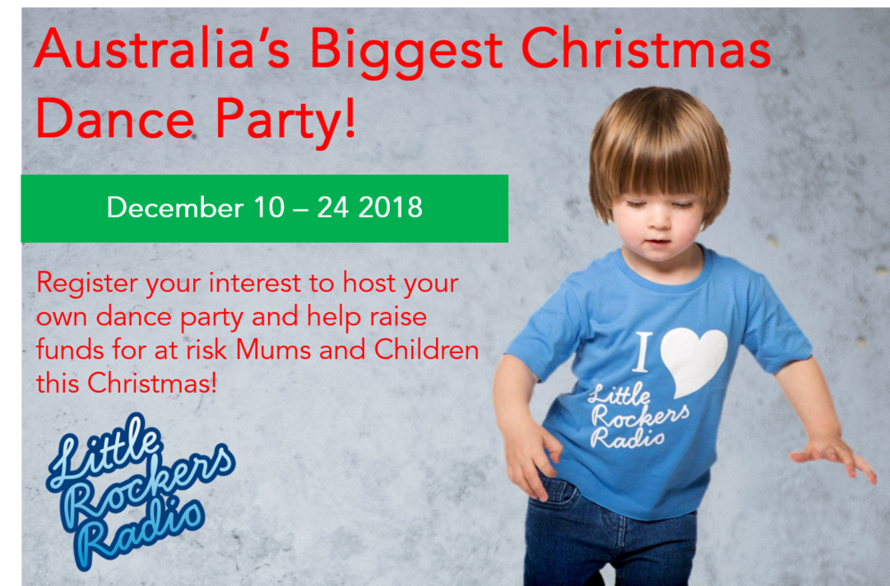 Little Rockers Christmas Party