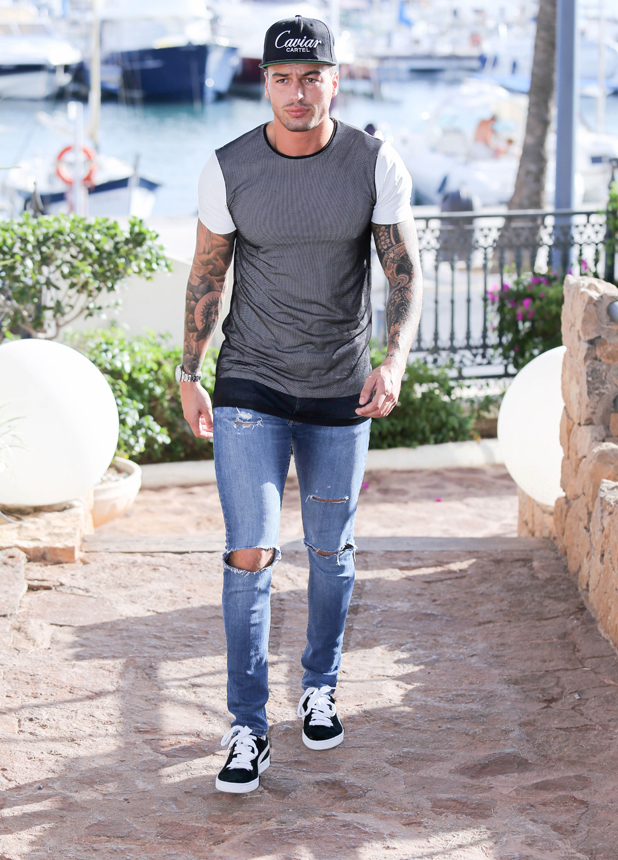 Mario Falcone | Sam Squire UK Male Fashion Style Blogger