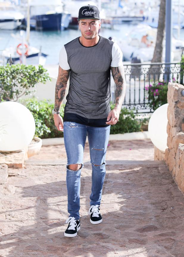 Mario Falcone | Sam Squire UK Male Fashion Style Blogger
