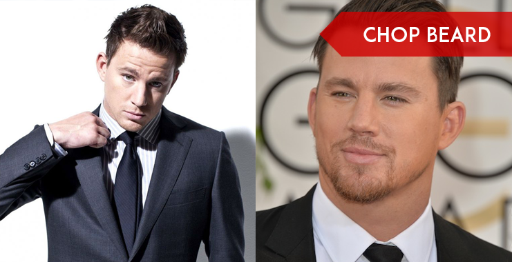 Channing Tatum | Sam Squire UK male fashion & lifestyle blogger