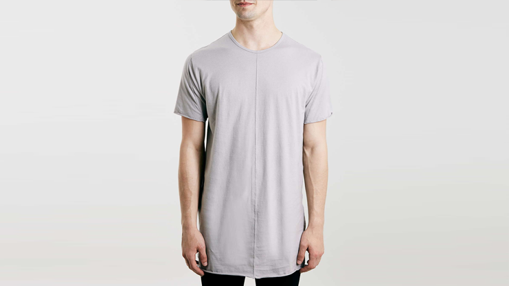 Topman Oversized T Shirt | Sam Squire UK Male Fashion & Lifestyle Blogger