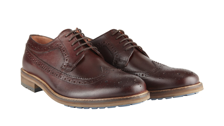 Burton Brogues | Sam Squire UK Male Fashion & Lifestyle Blogger