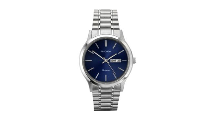 Second Men's Watch from Argos | Sam Squire UK Male Fashion & Lifestyle Blogger