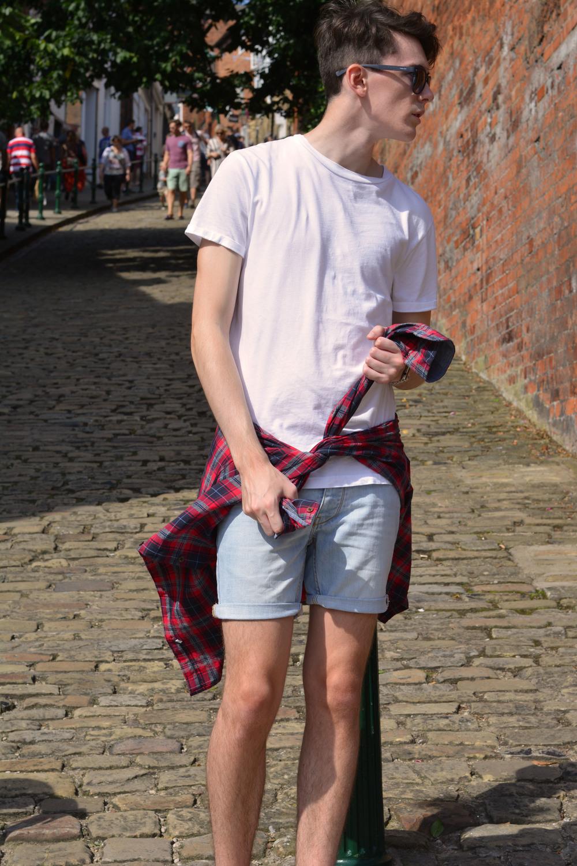 Calum Best at Burton | Sam Squire UK Male Fashion & Lifestyle Blogger
