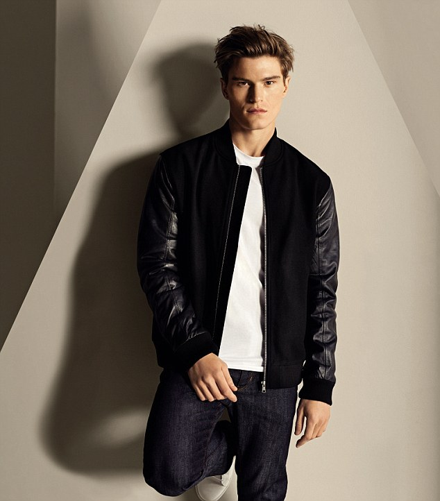 Oliver Cheshire | Sam Squire UK Male Fashion & Lifestyle Blogger