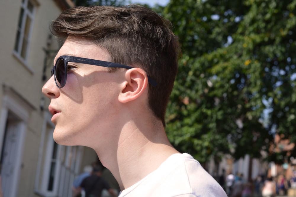 Police Game 2 Sunglasses | Sam Squire UK Male Fashion Blogger