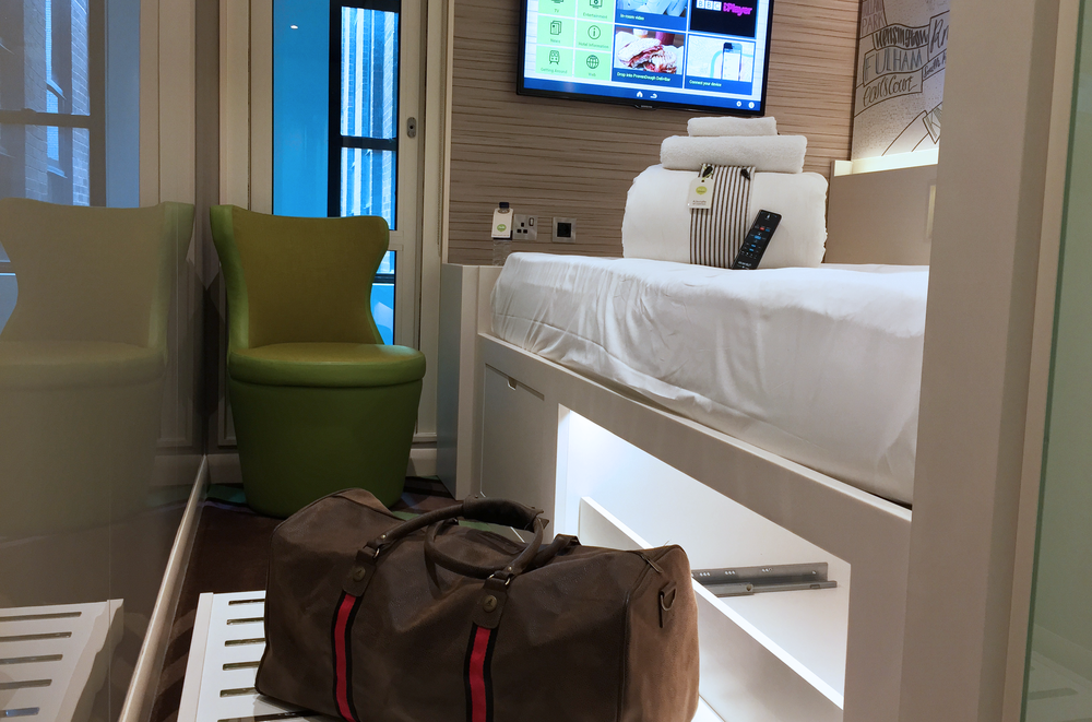 Hub Hotel Premier Inn | Sam Squire UK Male travel blogger