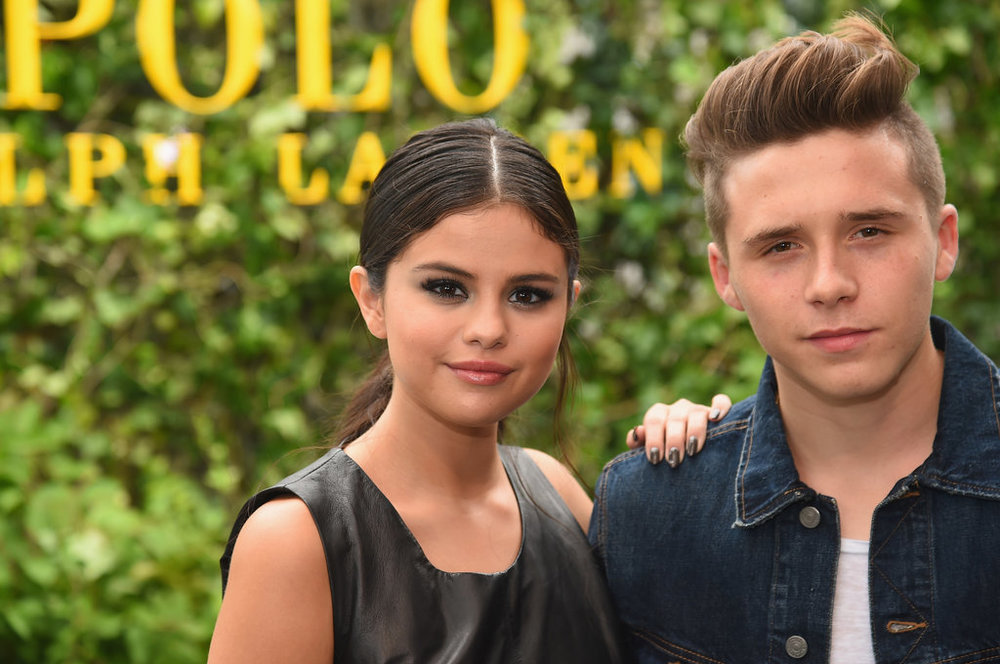 Brooklyn Beckham & Selina Gomez | Sam Squire UK Male Fashion & Lifestyle Blogger