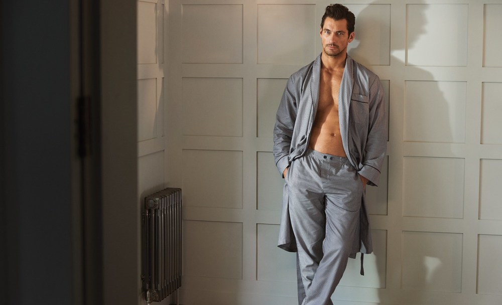 David Gandy Autograph M&S | Sam Squire UK Male Fashion Blogger