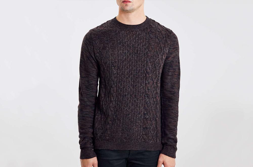 Topman Jumper | Sam Squire UK Male Fashion Blogger
