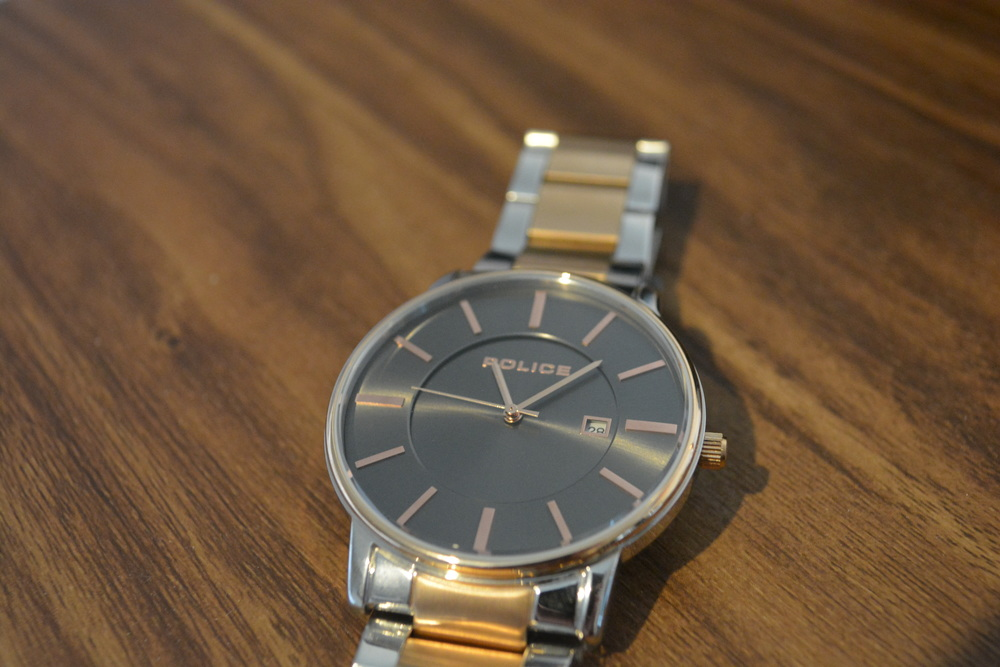 Police London Watch | Mens watches | Sam Squire uk male fashion blogger