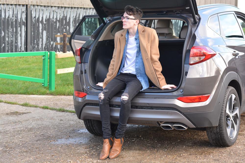 Camel Coat Menswear | Sam Squire UK male blogger