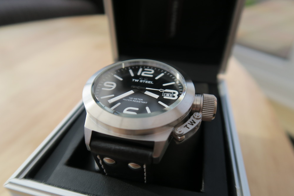 TW Steel Watch for men | Sam Squire UK male fashion blogger