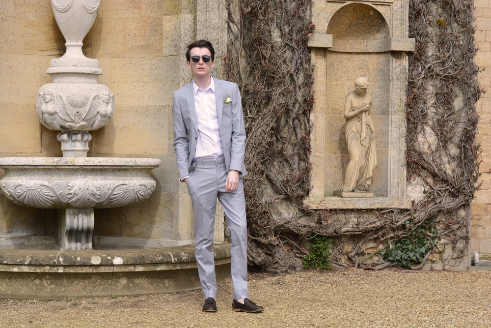 Burton Menswear suit wedding | Sam Squire Uk male fashion blogger