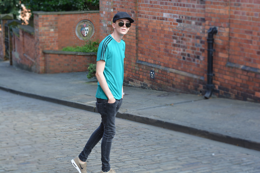 Sam Squire UK Men's fashion & lifestyle blogger | Jacamo Menswear