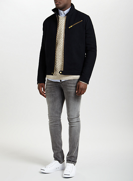 Samsoe Samsoe | John Lewis | Sam Squire UK male fashion blogger