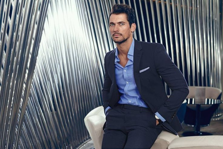 David Gandy | Stylish man of the year | Sam Squire UK male fashion and lifestyle blogger