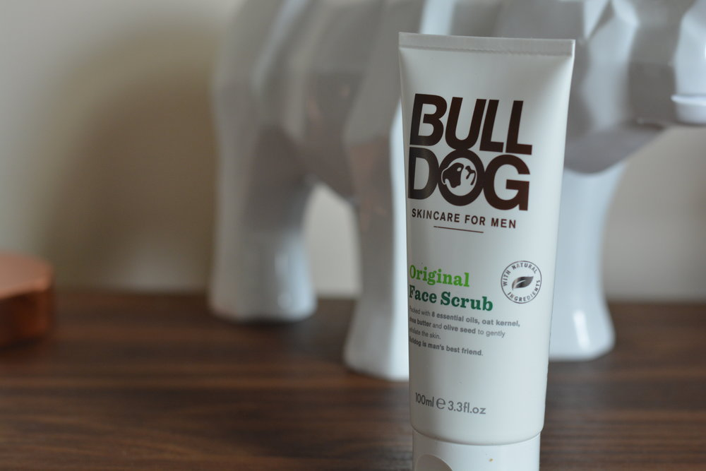 Bulldog Skincare | Mankind Grooming Box | Sam Squire UK male fashion blogger