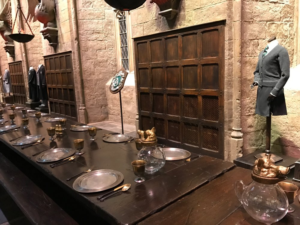 Warner Bros Tour London | Harry Potter | Sam Squire UK male fashion blogger