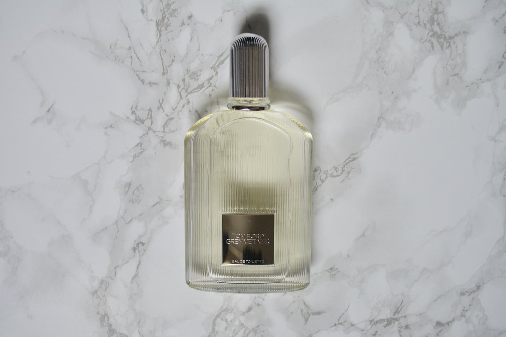 Tom Ford Grey Vetiver | Sam Squire UK male fashion & lifestyle blogger