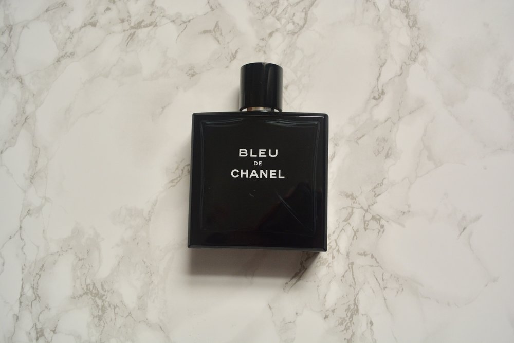 Bleu de Chanel Fragrance | Sam Squire UK male fashion & lifestyle blogger