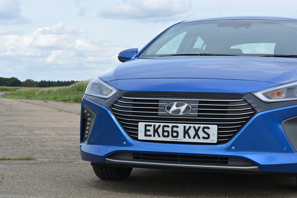 Hyundai IONIQ review | Sam Squire UK male fashion blogger