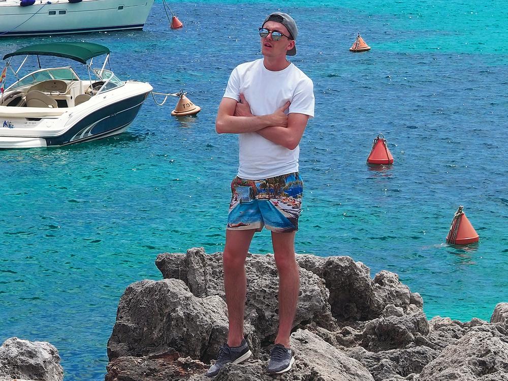 Sam Squire | Orlebar Brown | Male fashion & lifestyle blogger