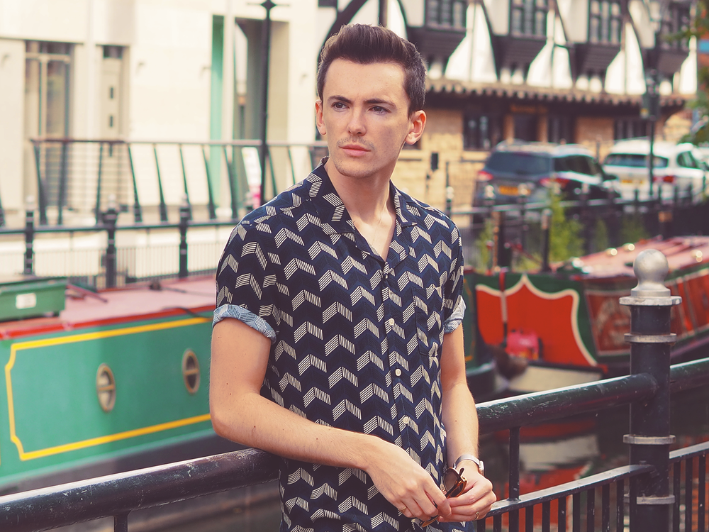 Hammond & Co Debenhams | Sam Squire UK Male Fashion Blogger