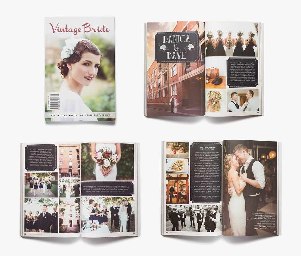 Vintage Bride - Issue 5