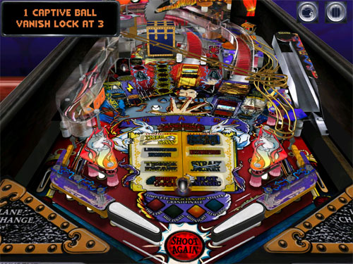 Theatre of Magic in Pinball Arcade!