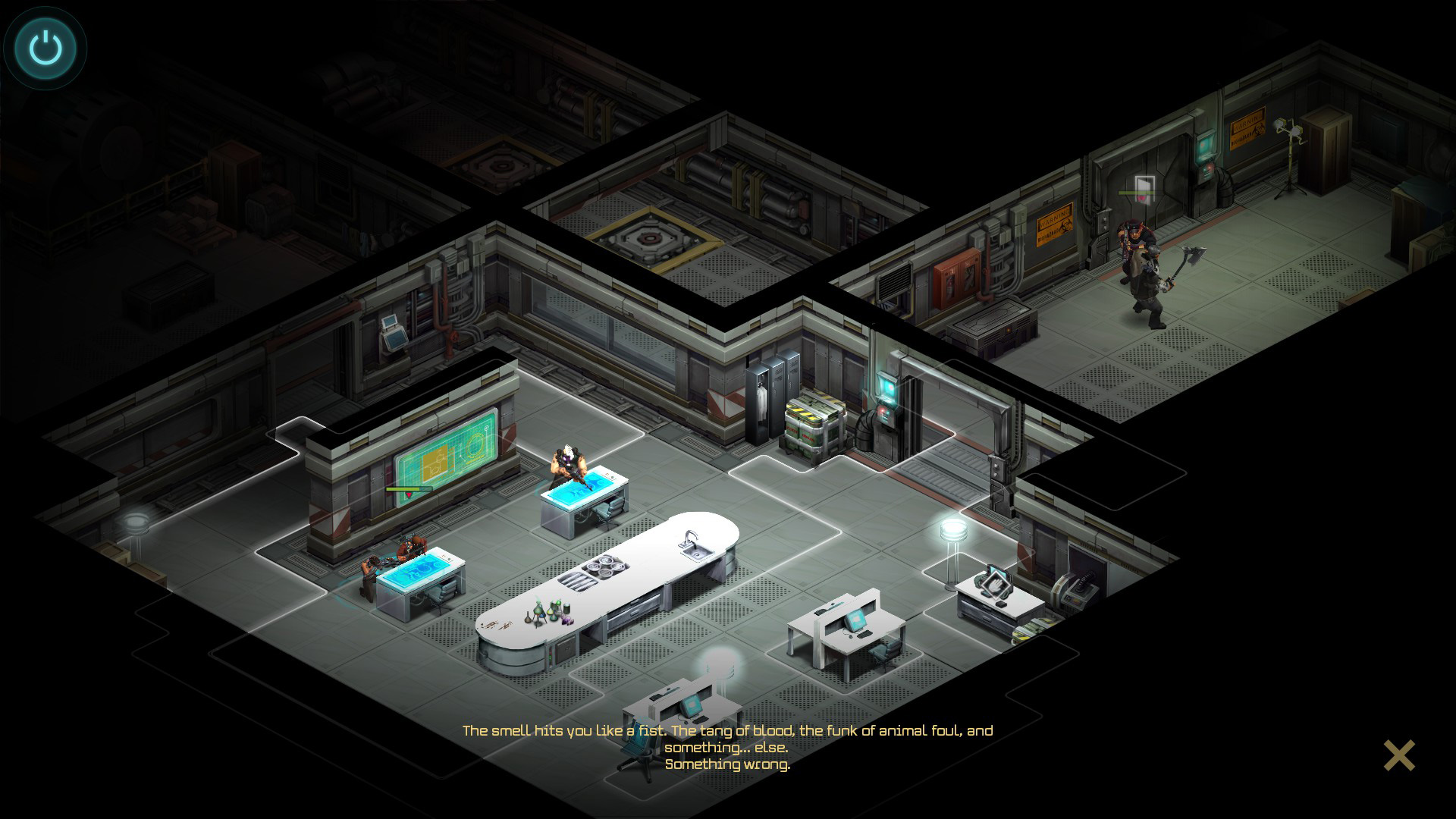 Whoa. That's not ugly at all! Shadowrun Returns is great by any gamer's standards.