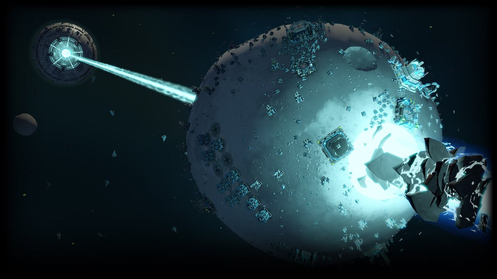 "Destruction by ""Death Star"" lasers also optional in Planetary Annihilation."
