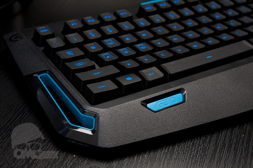 Logitech G310 Atlas Dawn: a no-frills review
