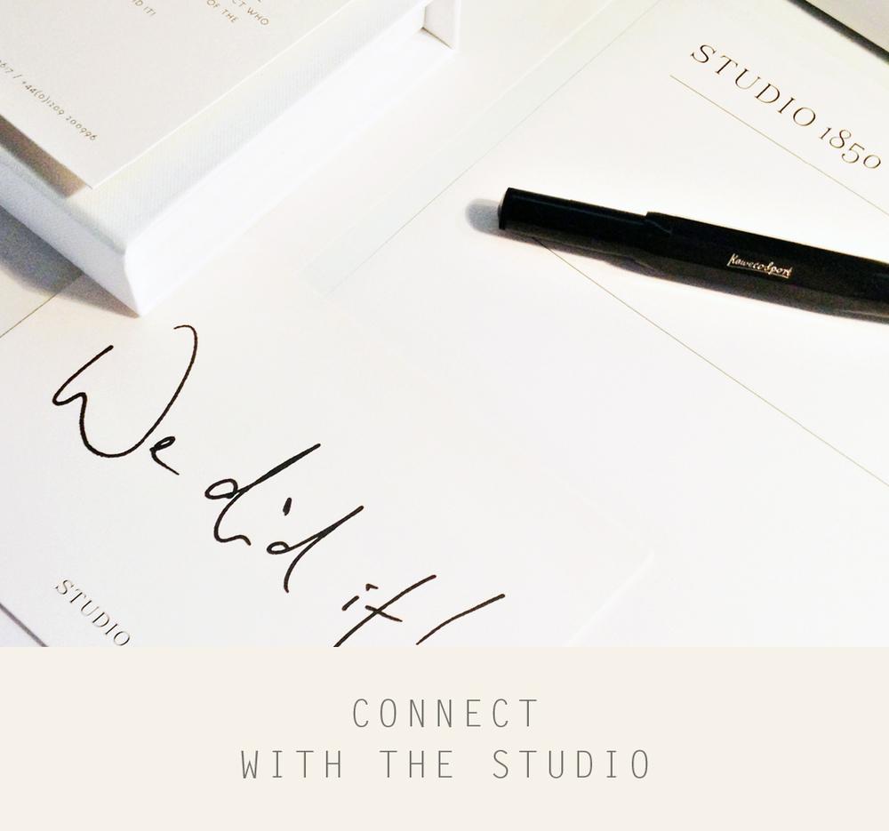 Studio1850-contact