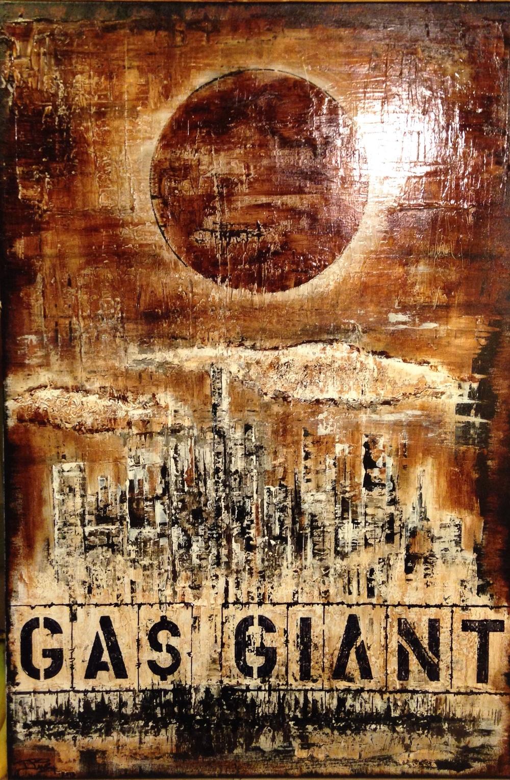Ga$ Giant