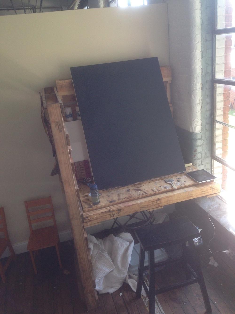 Main Workbench