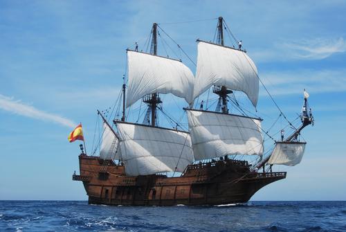 El Galeón Tall Ships Maine