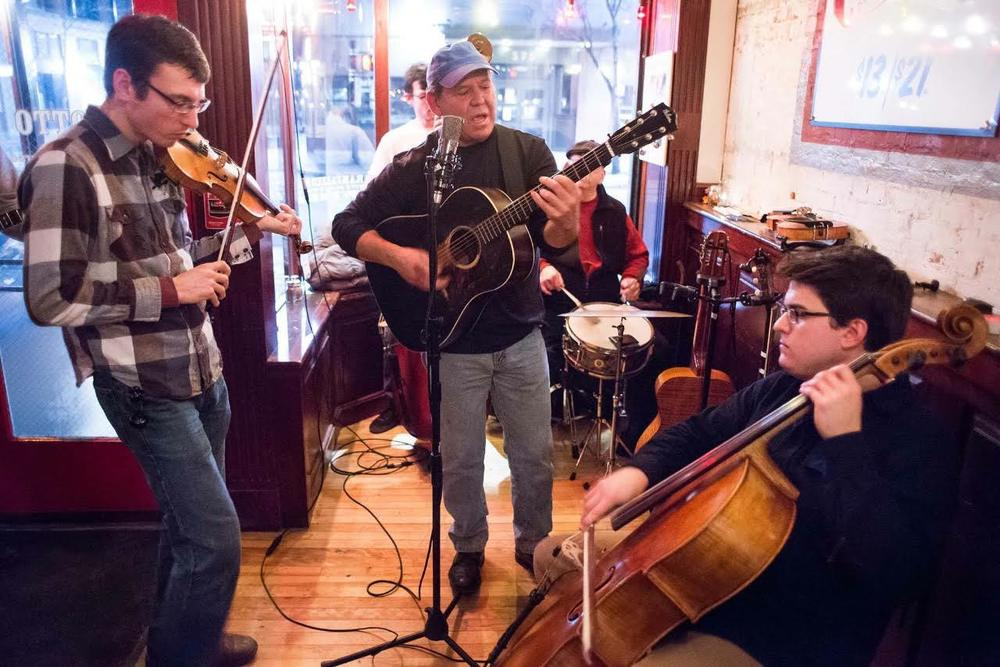 Chickenwire – Acoustic ensemble with eclectic mix of folk, country, and fiddle tunes