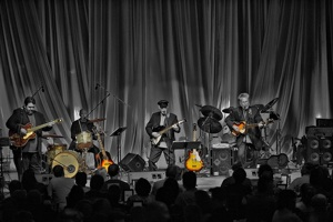 The Guv'nors – Beatles & British Invasion Tribute Band, known for dance music from UK circa 1960