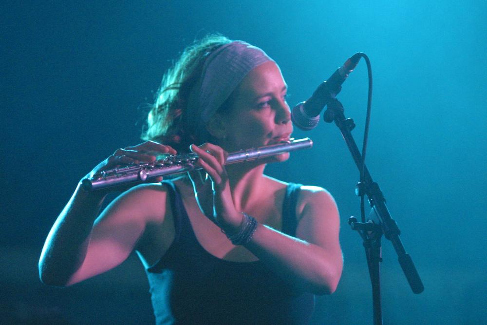 Nicole Rabata – Irish Flute