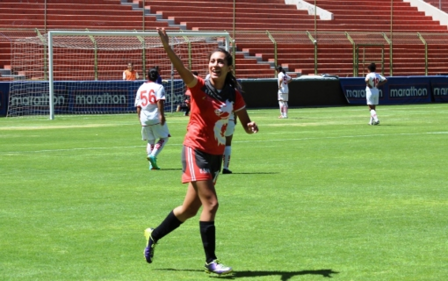 Fernanda Vásconez.PHOTO CREDIT:lared.com.ec