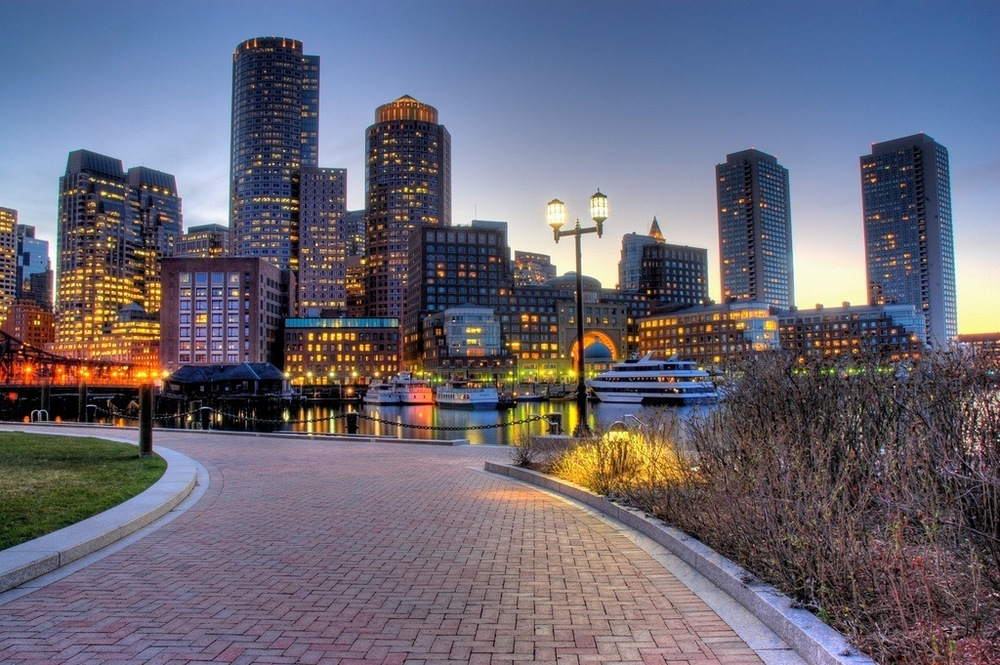 6. Boston, USA