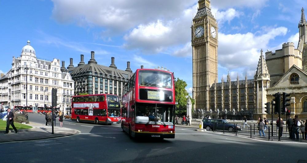 3. London, UK