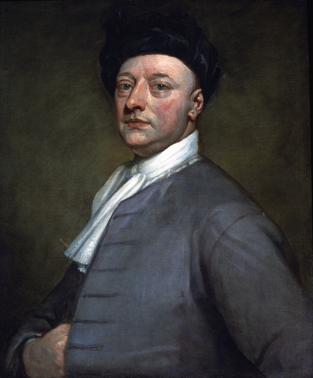 Self-Portrait by Godfry Kneller (1710)
