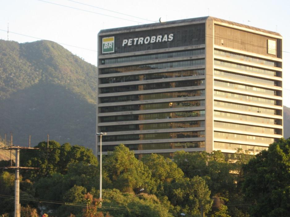 Headquarters of Petrobras in Rio de Janeiro. Credit: Wikipedia