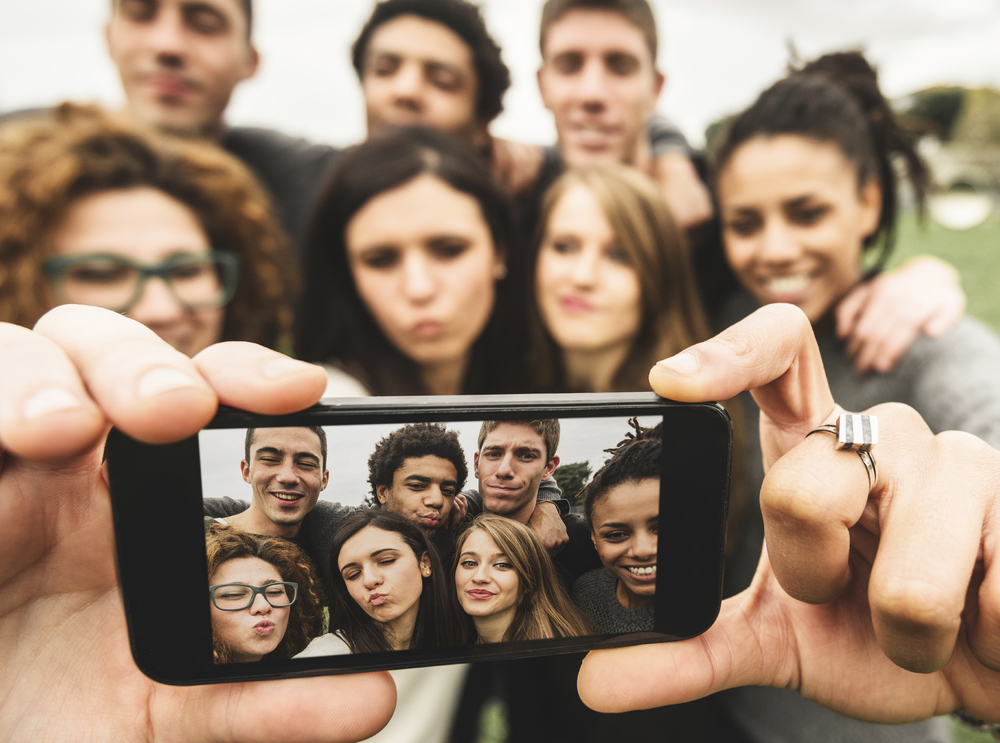 Millennials have been described as self-absorbed and selfish. Credit: Globalprtrends.com