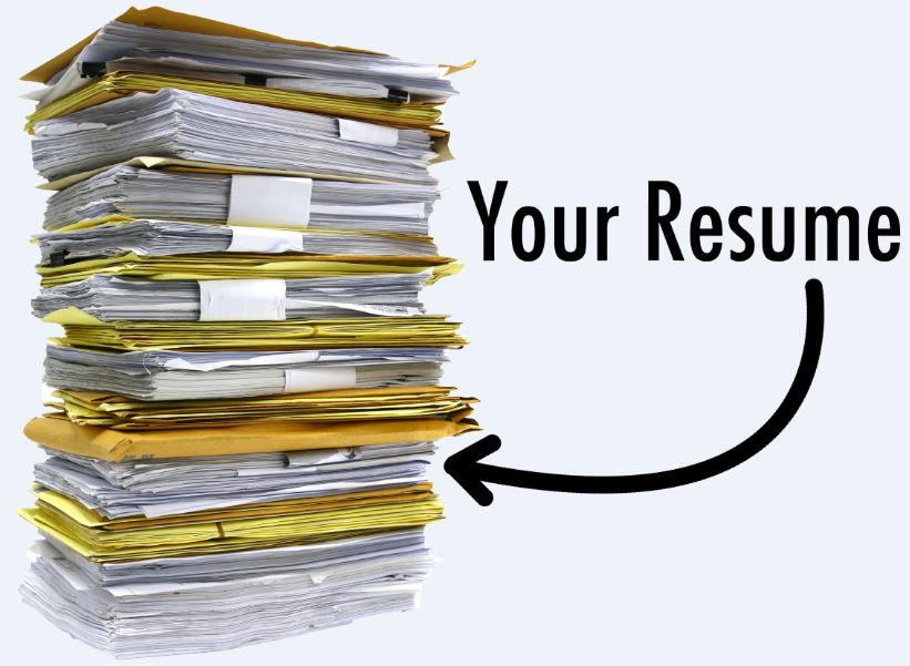 Make your résumé stand out by avoiding generic and overused phrases. Credit: Isenberg.umass.edu ( full link )